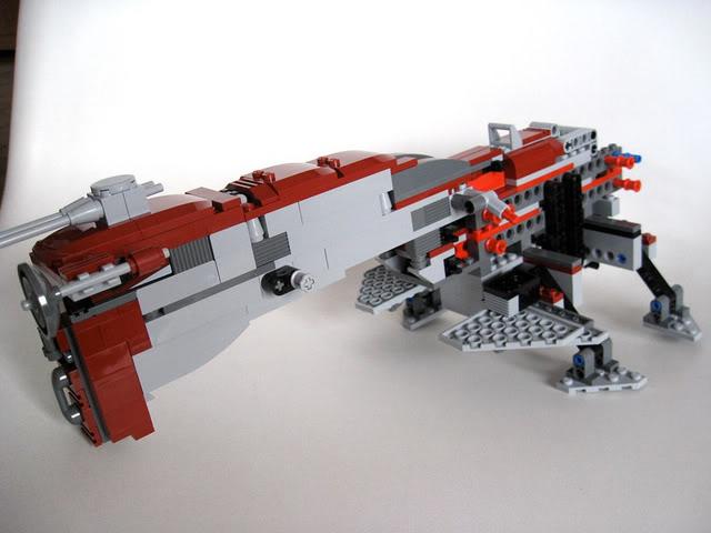 LEGO STAR WARS - 7964 - Frégate de la république 1441