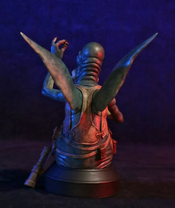 Gentle Giant - Watto - Mini-Bust 1451