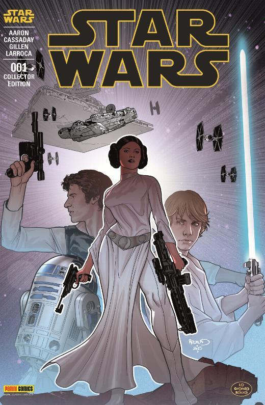 MAGAZINE STAR WARS #1 PANINI - Mai 2015 1510