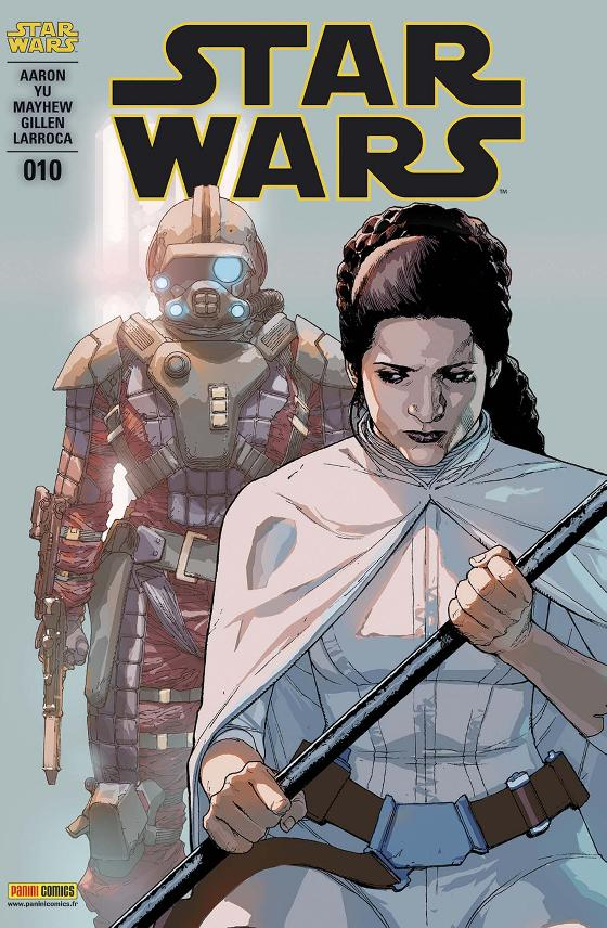 MAGAZINE STAR WARS #10 PANINI - Octobre 2016  1512
