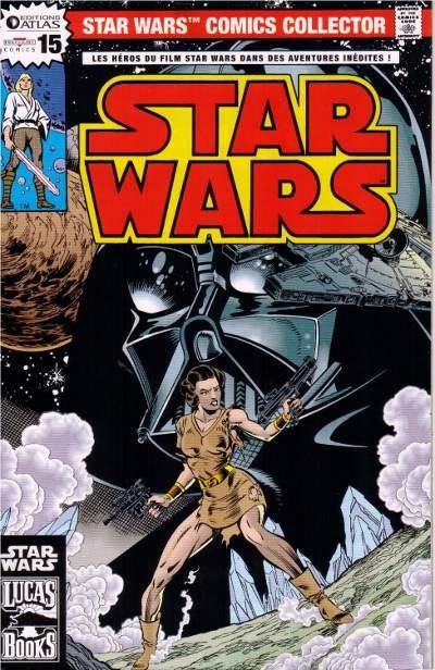 EDITION ATLAS - STAR WARS COMICS COLLECTOR #01 - #20 1516