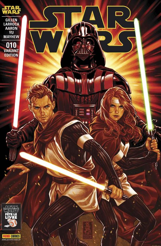 MAGAZINE STAR WARS #10 PANINI - Octobre 2016  1610