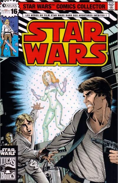 EDITION ATLAS - STAR WARS COMICS COLLECTOR #01 - #20 1615