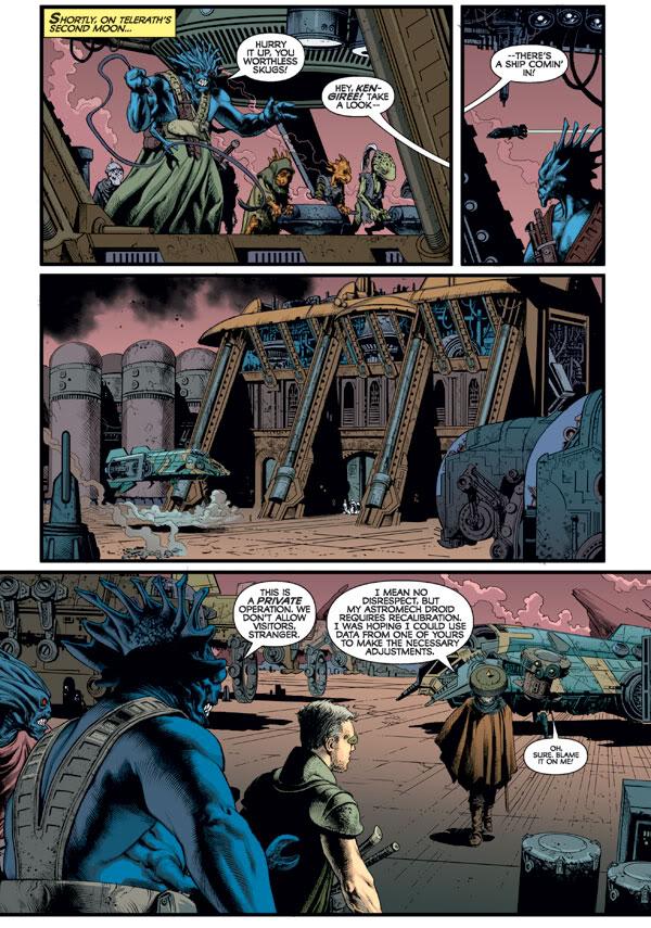 STAR WARS - DARK TIMES - Page 4 1618