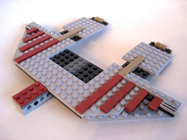LEGO STAR WARS - 7964 - Frégate de la république 1630