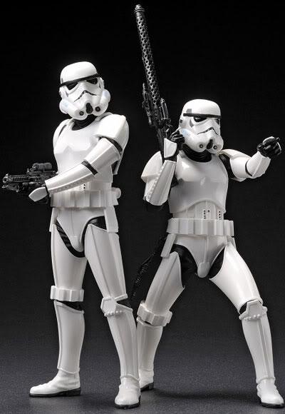 Kotobukiya Stormtrooper ArtFX + 1639