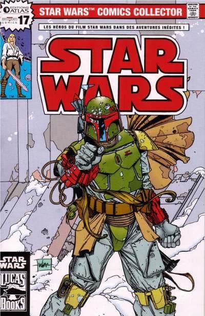 EDITION ATLAS - STAR WARS COMICS COLLECTOR #01 - #20 1713