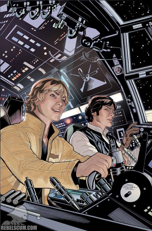 Marvel Comics US - Star Wars  1714