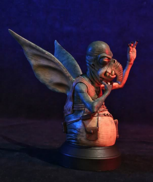 Gentle Giant - Watto - Mini-Bust 1733