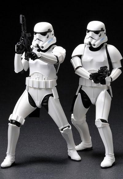Kotobukiya Stormtrooper ArtFX + 1736