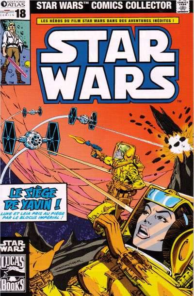 EDITION ATLAS - STAR WARS COMICS COLLECTOR #01 - #20 1811