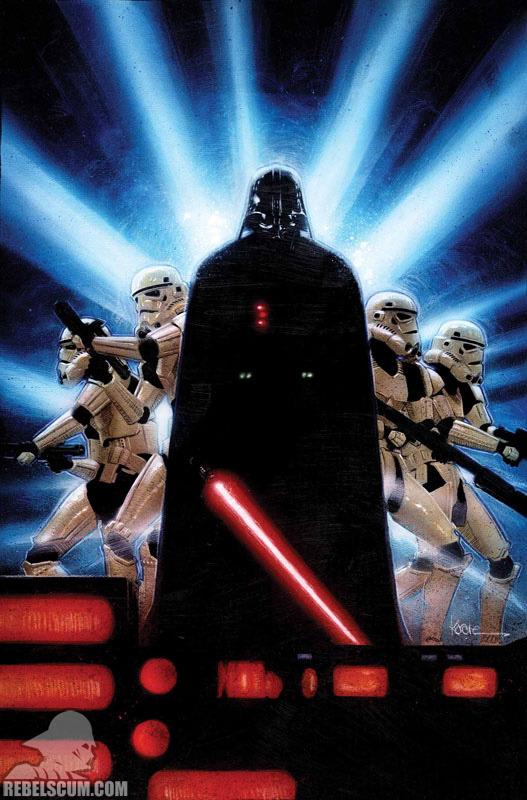 Marvel Comics US - Star Wars: Darth Vader 1814