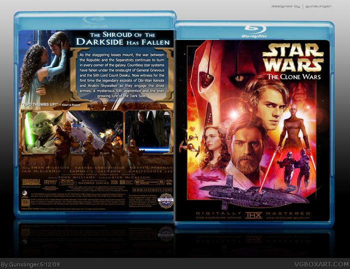 STAR WARS EN BLU RAY 1829