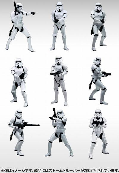 Kotobukiya Stormtrooper ArtFX + 1836
