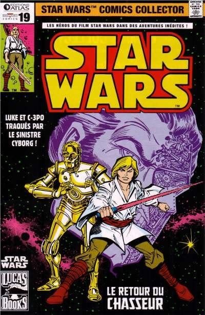 EDITION ATLAS - STAR WARS COMICS COLLECTOR #01 - #20 1911