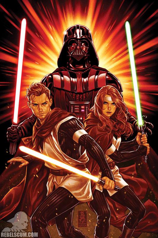 Marvel Comics US - Star Wars: Darth Vader 1914