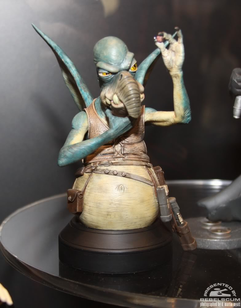 Gentle Giant - Watto - Mini-Bust 1930