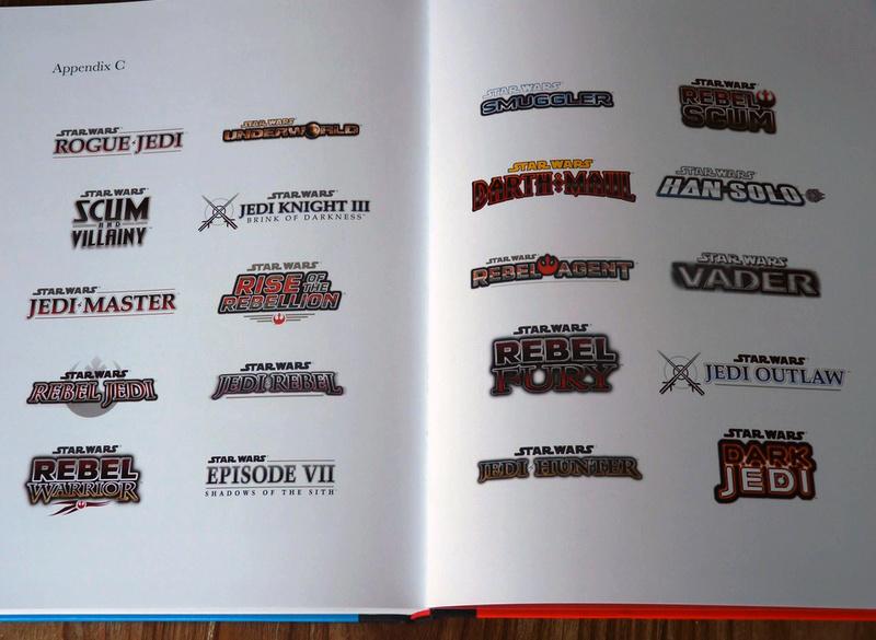 Au fil des années LucasArts a annulé 20 jeux Star Wars 198edi10