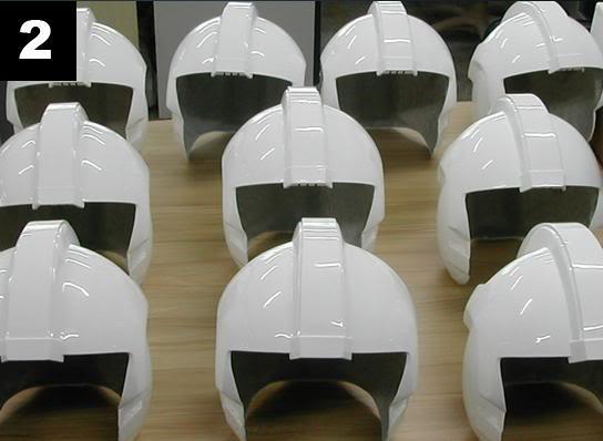 Efx - Luke Skywalker X-Wing Starfighter helmet 2-113