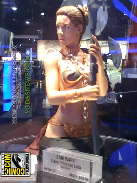 Gentle Giant - Leia Slave Buste  2-710