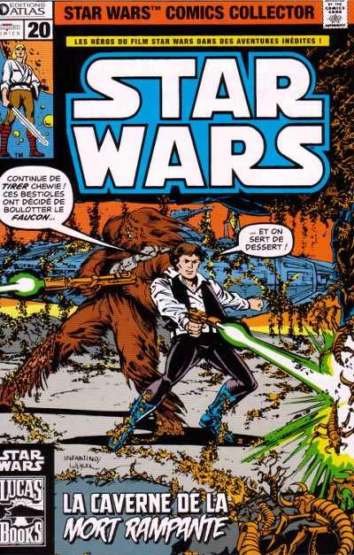 EDITION ATLAS - STAR WARS COMICS COLLECTOR #01 - #20 2012