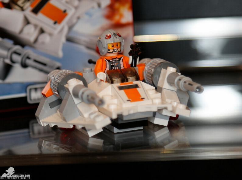 LEGO STAR WARS MICROFIGHTERS - 75074 - Snowspeeder 2015-i13