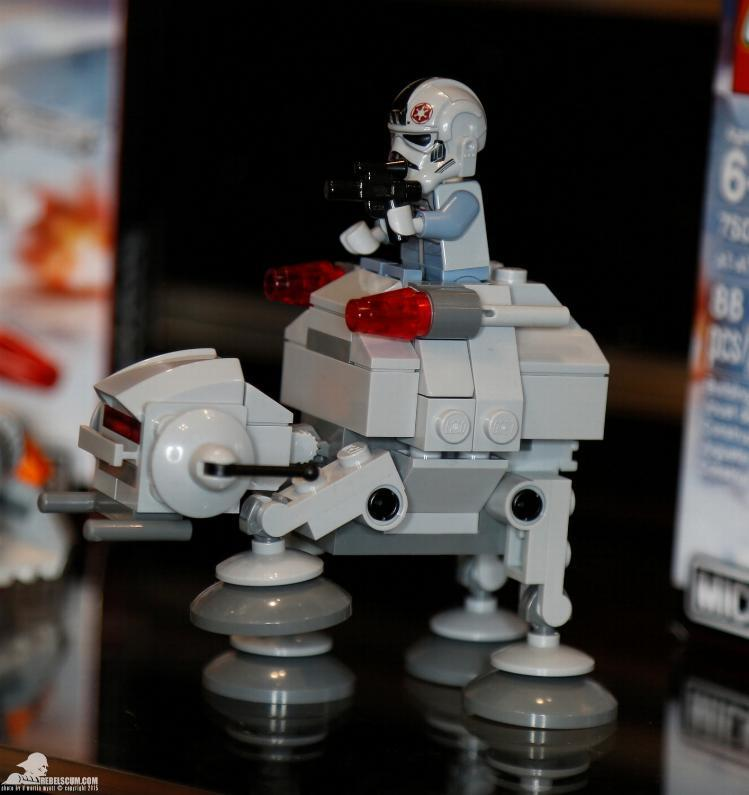 LEGO STAR WARS MICROFIGHTERS - 75075 - AT-AT 2015-i15