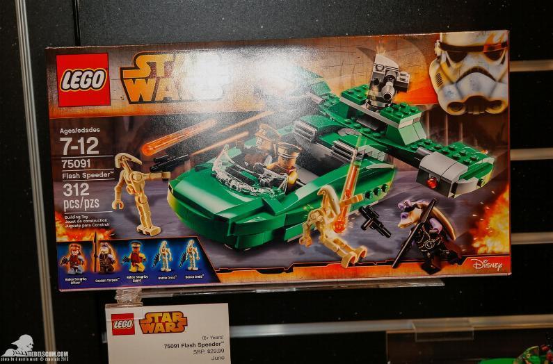 LEGO  STAR WARS - 75091 - Flash Speeder 2015-i24