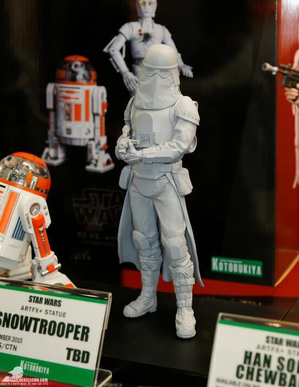 Kotobukiya: Snowtrooper Two-Pack ARTFX+ Statues  2015-i29