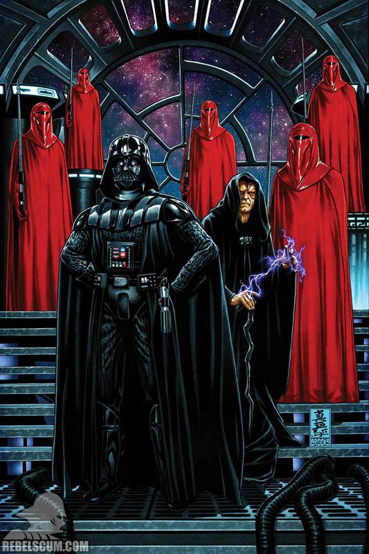 Marvel Comics US - Star Wars: Darth Vader 2016