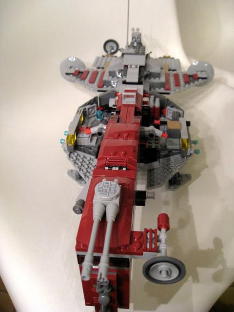 LEGO STAR WARS - 7964 - Frégate de la république 2024
