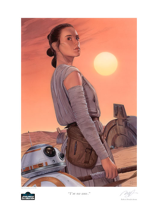Art Show - Star Wars Celebration Europe Londres 2016 2118