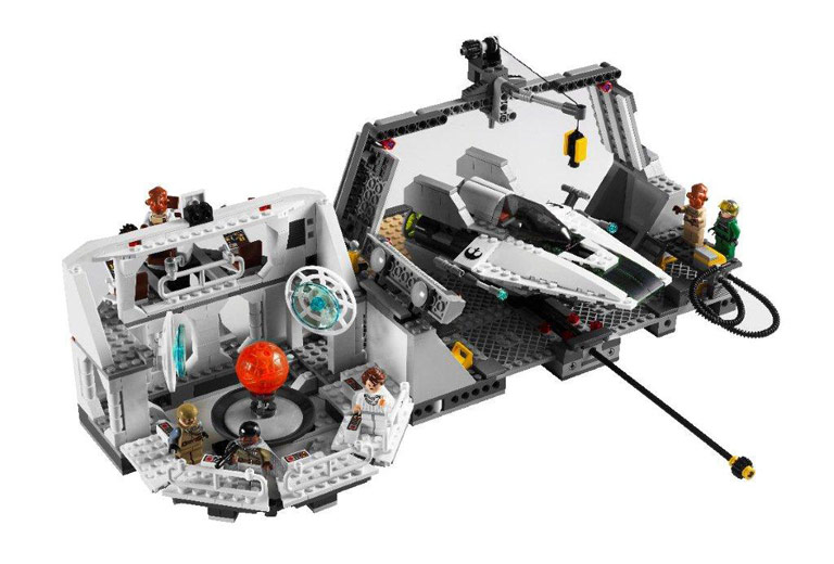 LEGO STAR WARS - 7754 - Mon Calamari Star Cruiser 2123