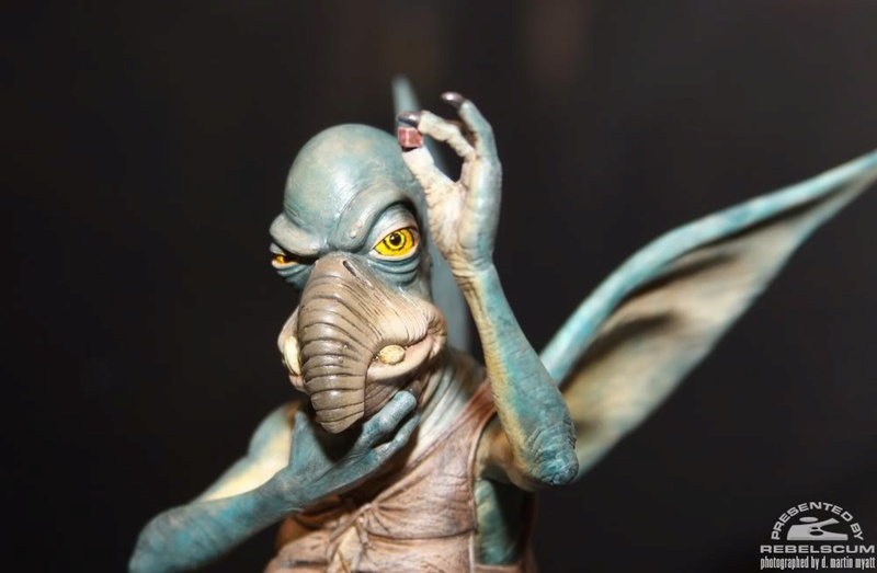 Gentle Giant - Watto - Mini-Bust 2129