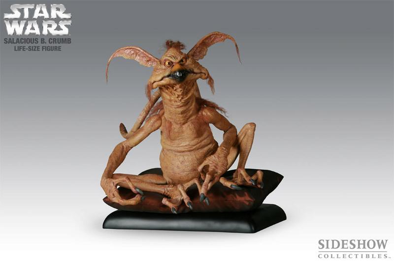 Sideshow Collectibles - Salacious B. Crumb Life-Size 2219_p10