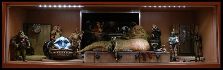 Gentle Giant - Bookends Jabba Palace ROTJ  - Page 2 22623410
