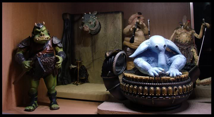 Gentle Giant - Bookends Jabba Palace ROTJ  - Page 2 22691410