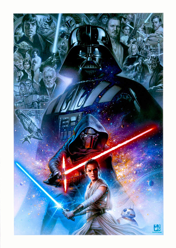 Art Show - Star Wars Celebration Europe Londres 2016 2317
