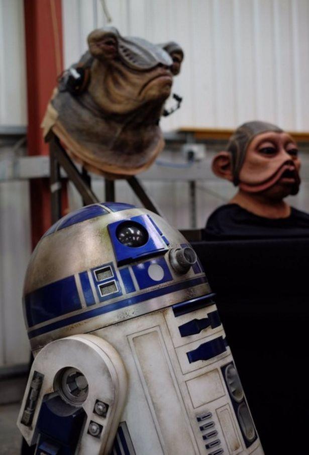 8 - Les NEWS Star Wars Episode VIII - The Last Jedi - Page 6 2325