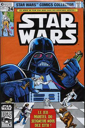 EDITION ATLAS - STAR WARS COMICS COLLECTOR #21 - #40 2410