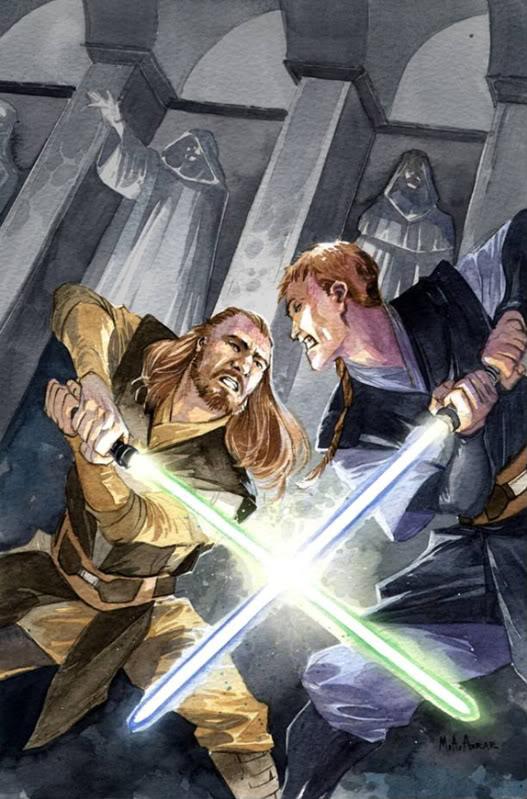 Star Wars - Jedi : The Dark Side / Star Wars: L'Ordre Jedi 1 2416