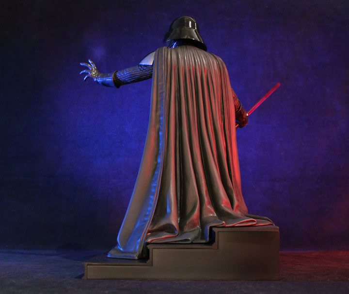 Gentle Giant - Statue darth vader ESB (2011) 24759210
