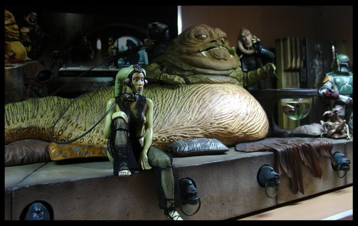 Gentle Giant - Bookends Jabba Palace ROTJ  - Page 2 24927410