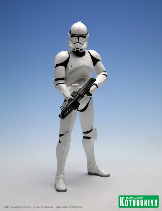 Kotobukiya - Clone Trooper 2 Pack  - Artfx+ 24973510