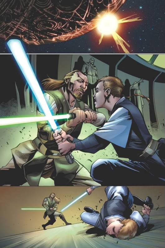 Star Wars - Jedi : The Dark Side / Star Wars: L'Ordre Jedi 1 2513