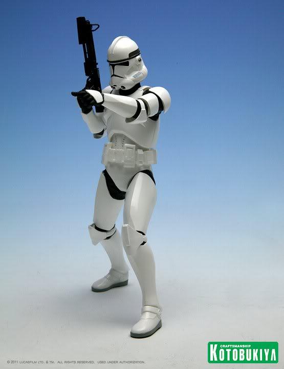 Kotobukiya - Clone Trooper 2 Pack  - Artfx+ 25176610