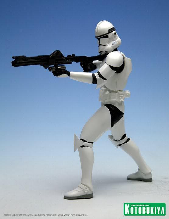 Kotobukiya - Clone Trooper 2 Pack  - Artfx+ 25244210