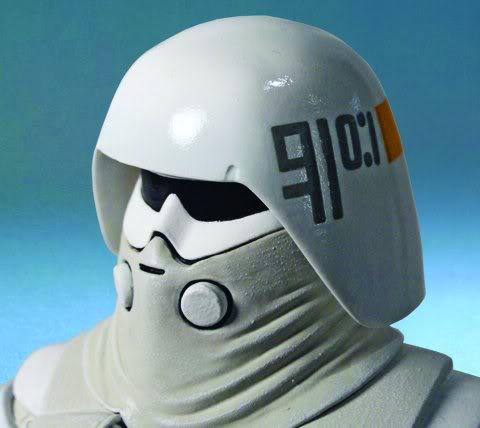 Gentle Giant - McQuarrie Snowtrooper SDCC 2011 Mini Bust 26033810