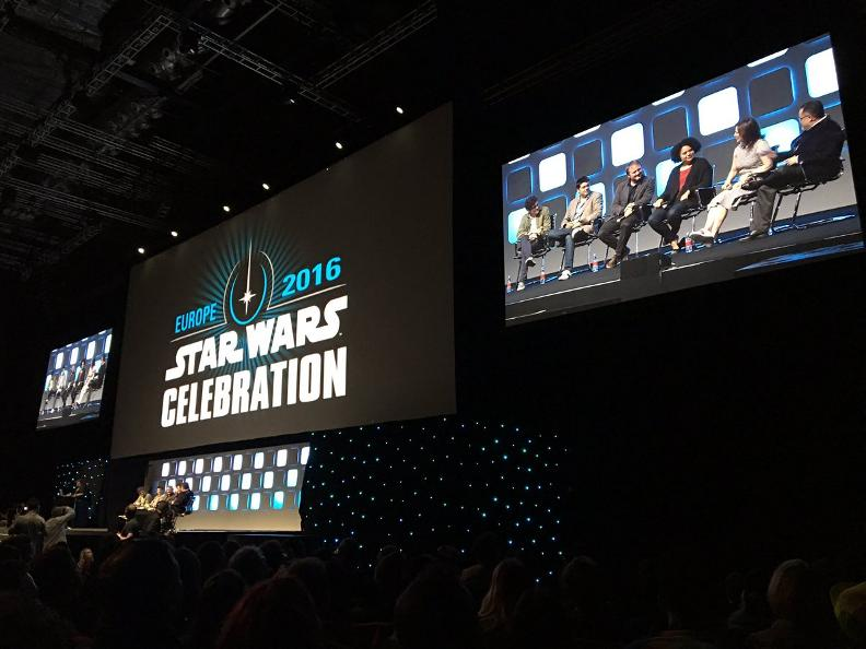Star Wars Celebration Londres 15-17 Juillet 2016 2624