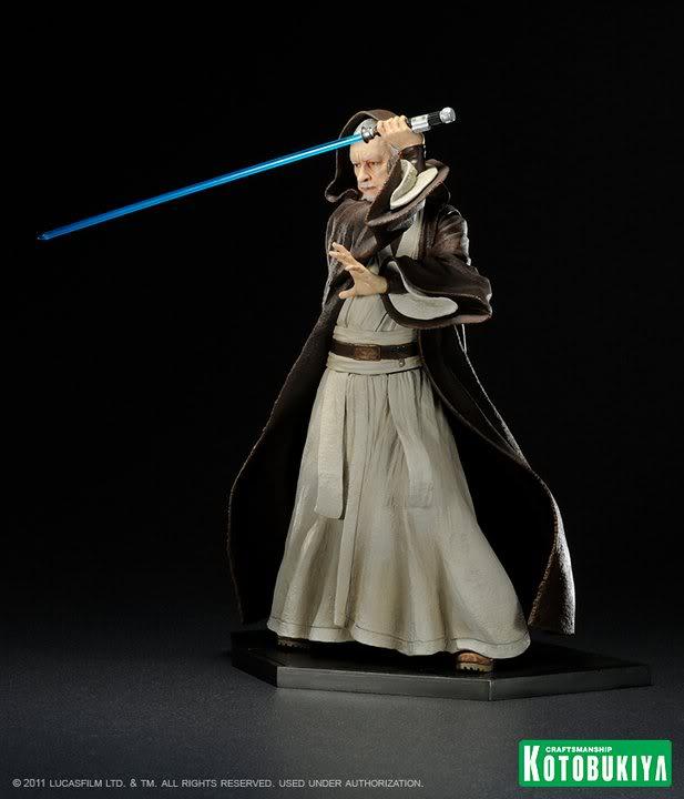 Kotobukiya - Ben Kenobi - ARTFX 26292810